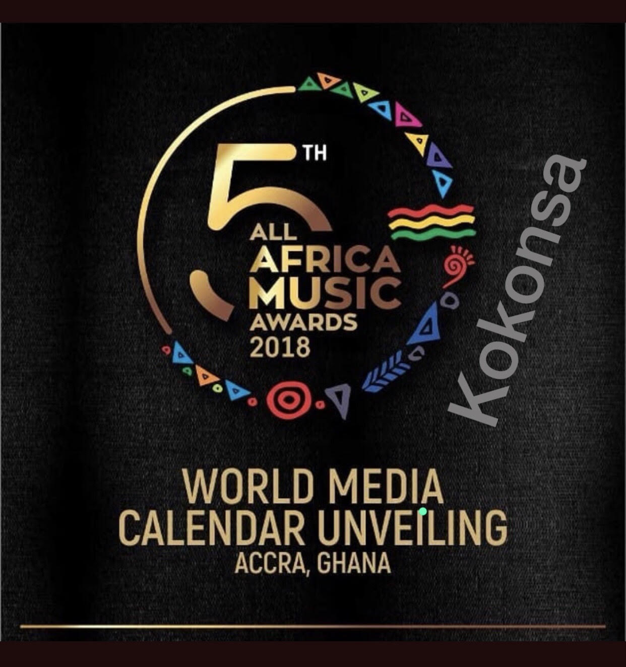 Africa Music Awards unveil calendar of events for this year's awards in Accra
