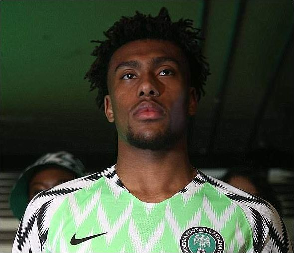 Nike receive over three million orders for Nigeria's World Cup shirt