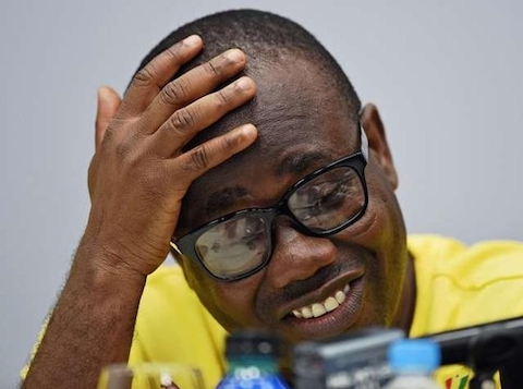 Provisional suspension of football official Kwesi Nyantakyi extended for 45 days