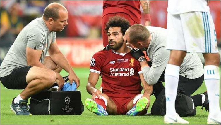 Egypt's FA gives update on Salah's Injury
