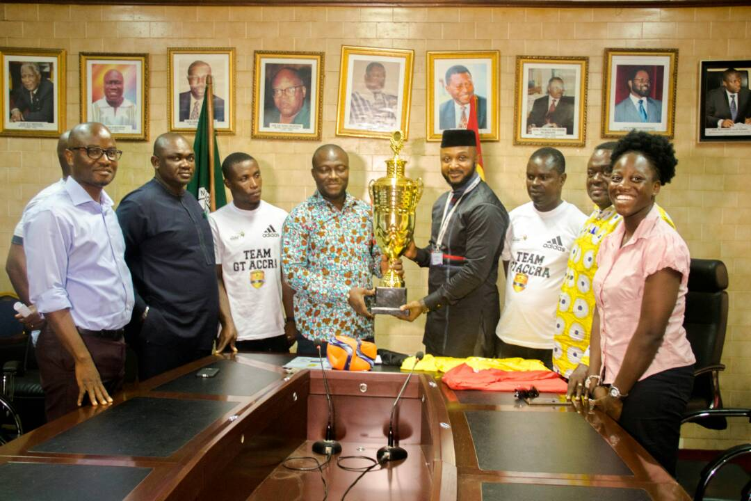 Mayor of Accra backs maiden Beach Sports and Entertainment Festival