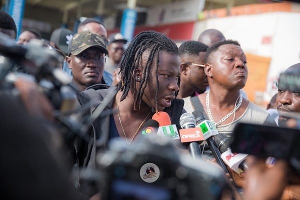 """I want to see more Ghanaian Artistes perform at """"Best Of The Best"""" Concert – Stonebwoy"""