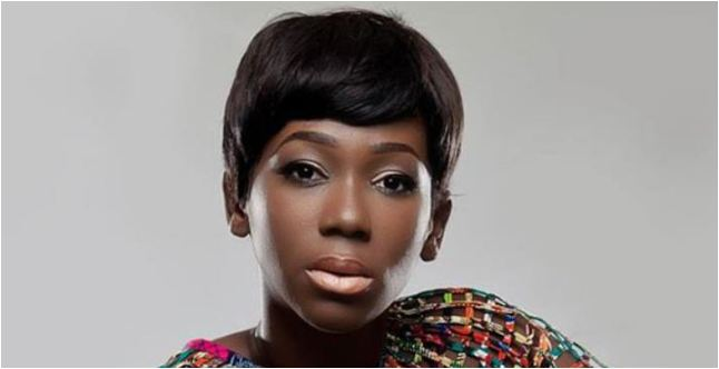 Ama K. Abebrese Has Given Birth To A Baby Girl