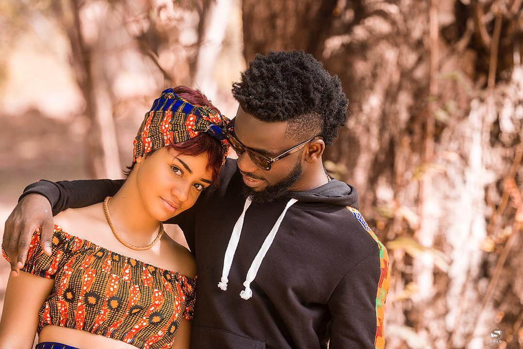 Watch: Bisa Kdei features Mic Flammez on 'Asew'