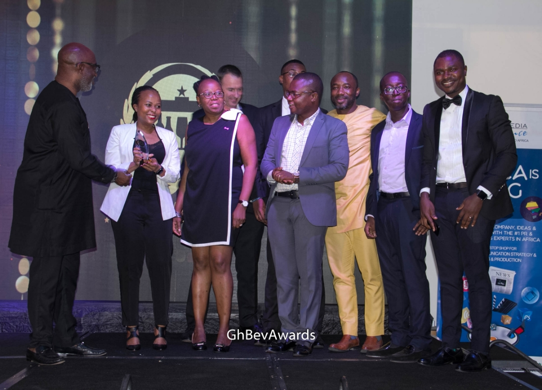 Guinness Foreign Extra Stout scoops TWO awards for OSAGYEFO Campaign at Ghana Beverage Awards