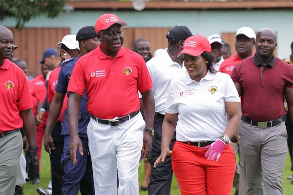 Vodafone Asantehene Golf Open:  How one brand is endearing itself to Asanteman