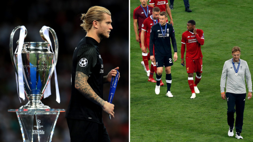 Liverpool Fans Call For Champions League Rematch After Scans Show Loris Karius Suffered Concussion