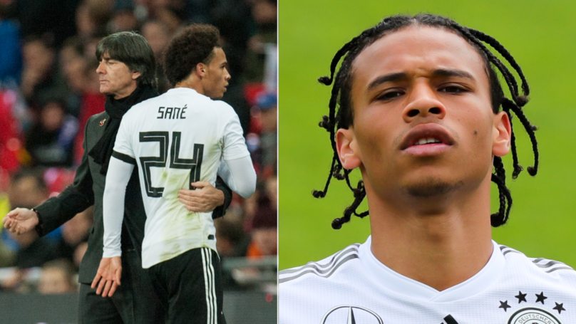 Leroy Sane's Omission From Germany's 23-Man World Cup Has Been Explained