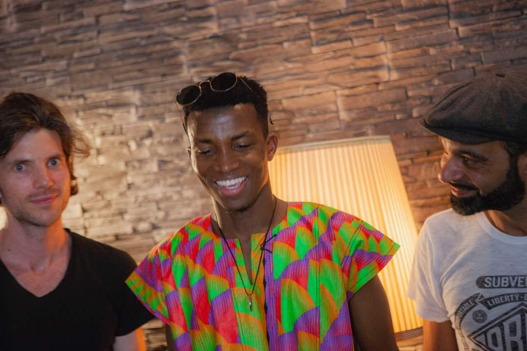 "Kofi Kinaata shoots official video for ""The Whole Show"" in Switzerland"