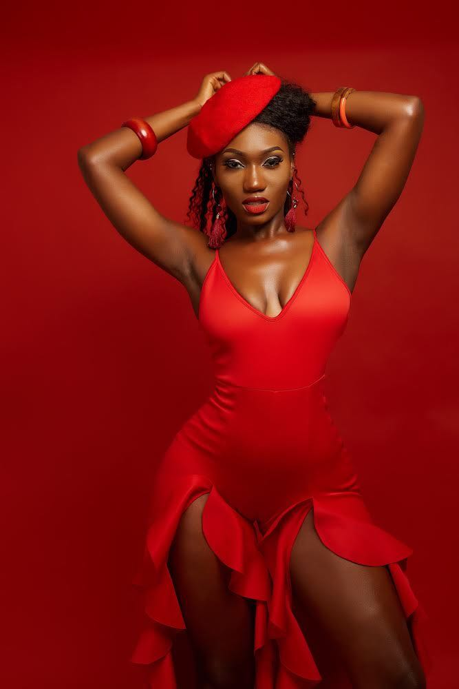 Wendy Shay Is Here To Take You On A Ride