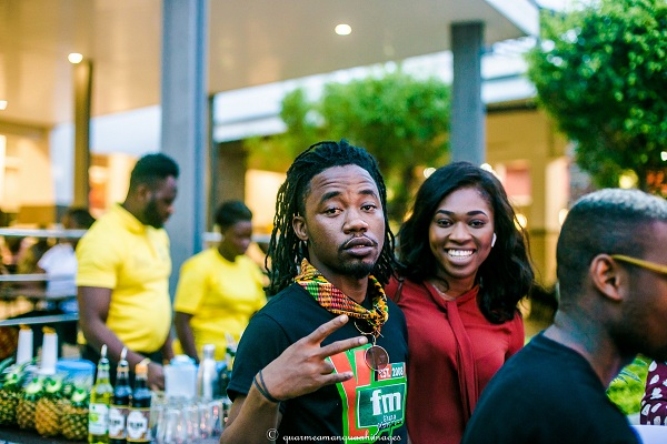 YFM Shuts Down Accra Mall with #Yat10 Anniversary Launch Party