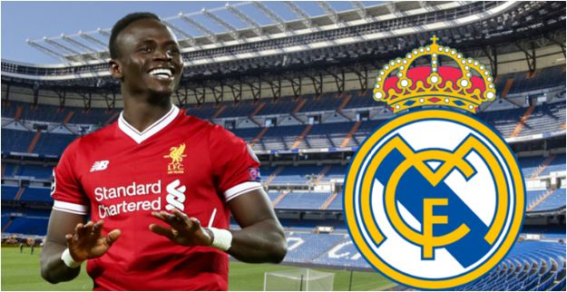 Real Madrid Agree Deal In Principle With Sadio Mané