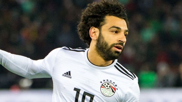 Mohamed Salah included in Egypt's World Cup squad despite injury