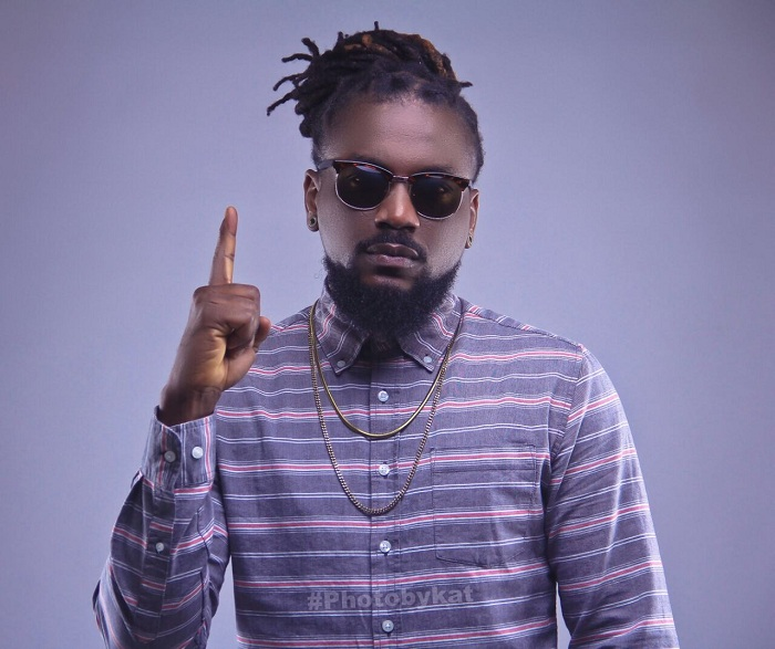 I Am Honored To Be Playing Among African Legends – Samini