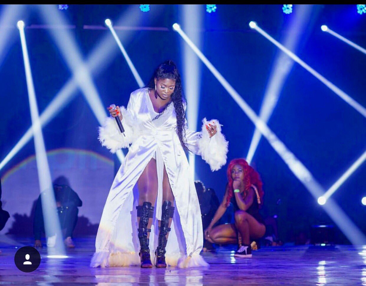 "Sista Afia to embark on ""Darling Club Tour"""