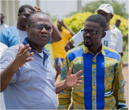 How M.anifest, Nana Appiah Mensah, Yvonne Nelson others reacted to Anas' #Number12 exposé