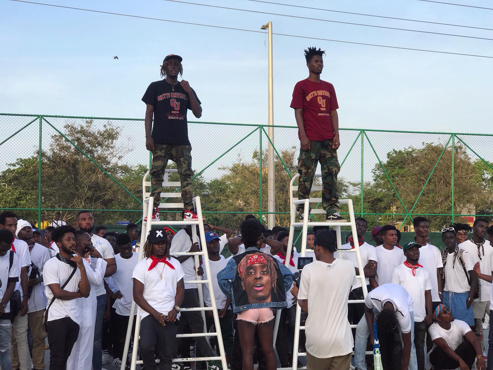 "Watch: Kofi Mole premieres video for his hit single ""Mensah"" feat Kwesi Arthur"