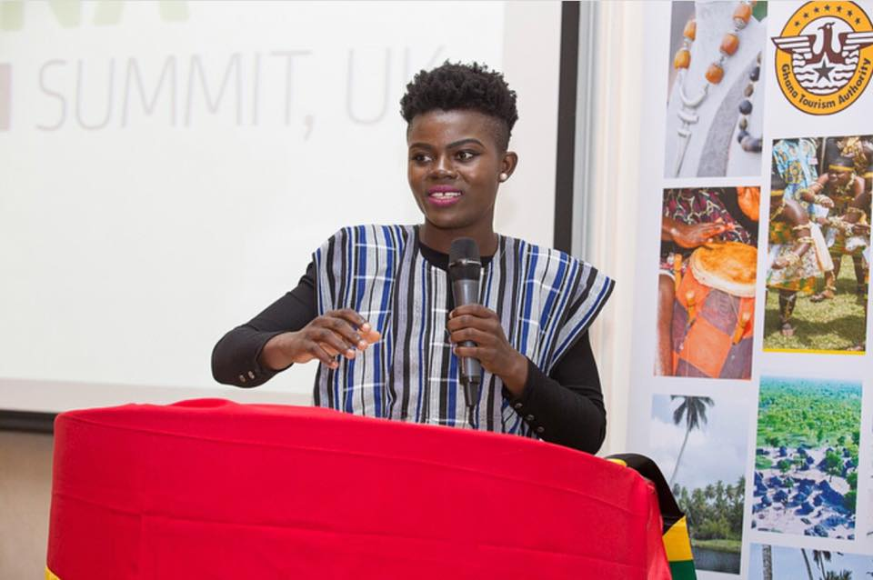 Wiyaala, Reggie N Bollie Promote Ghana Tourism in London