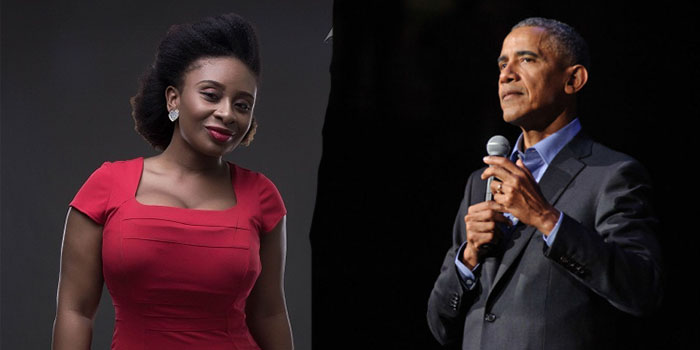 Akosua Hanson and others become First Class Members Of The Obama Foundation