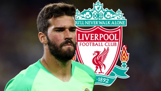 Liverpool agree world-record deal with Roma to sign Brazil goalkeeper Alisson