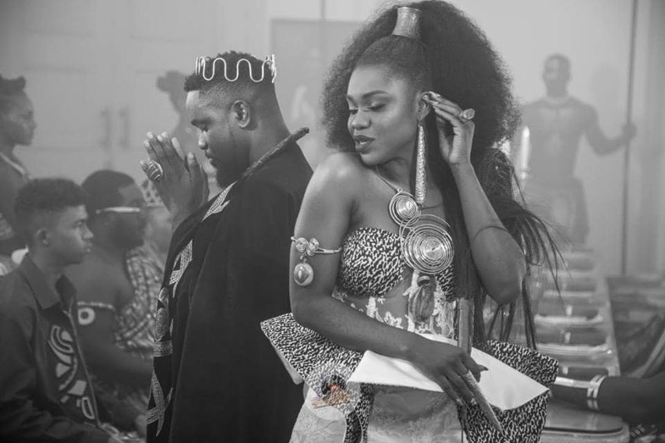 Becca Releases New Video, 'Nana' Featuring Sarkodie Tomorrow
