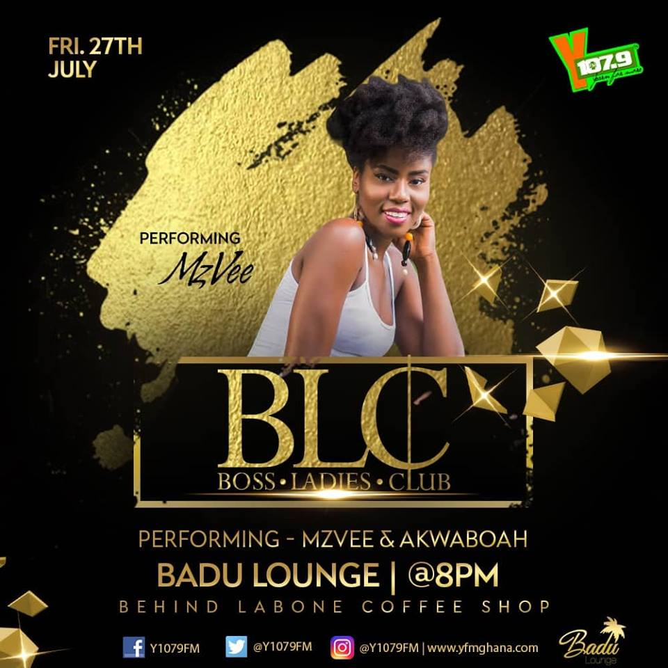 MzVee, Akwaboah, Petrah others to thrill fans at YFM's BLC