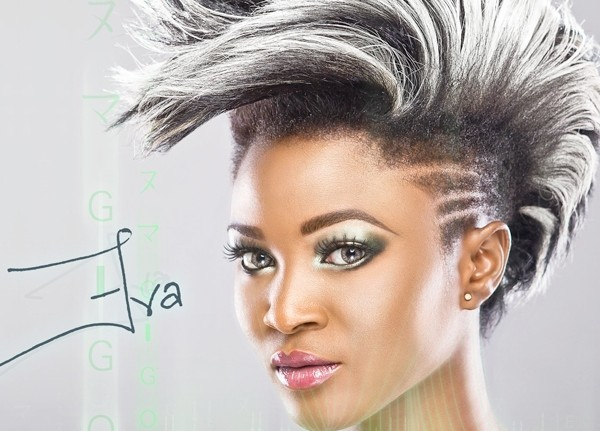 """I used to be angry like Eminem"" - Eva Alordiah"
