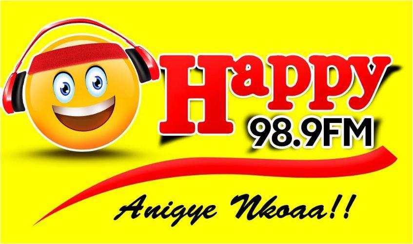 Happy 98.9 FM partners Biyac FM in Oda
