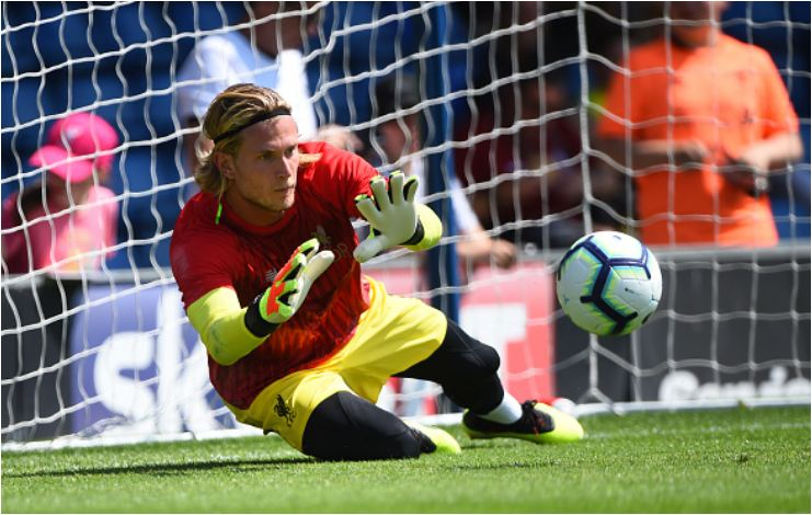 Loris Karius hits back at critics after Borussia Dortmund defeat