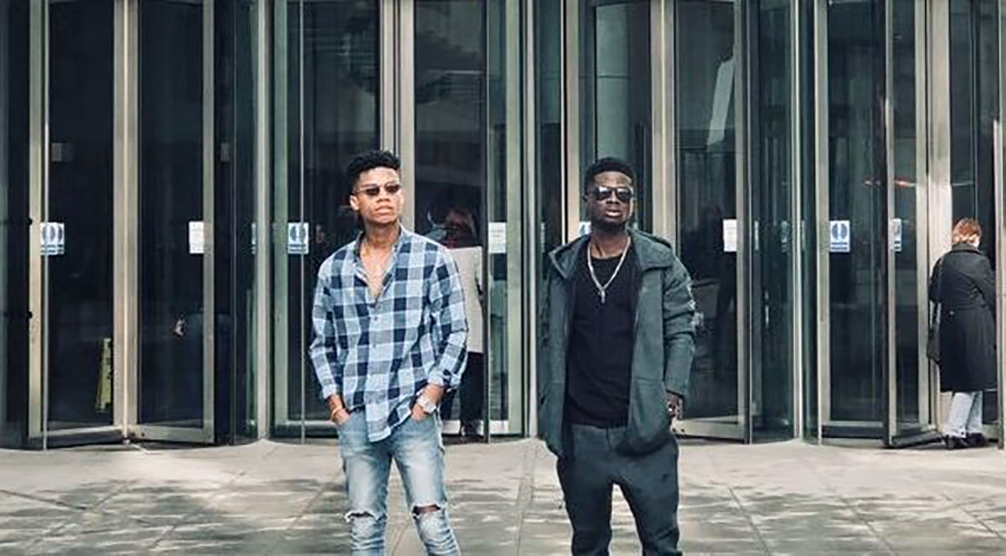 Watch: KiDi & Kuami Eugene thrill fans in Amsterdam