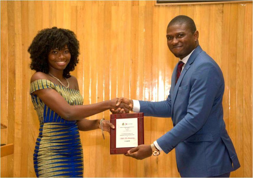 2nd Graduate Wins KNUST Entrepreneurship Award