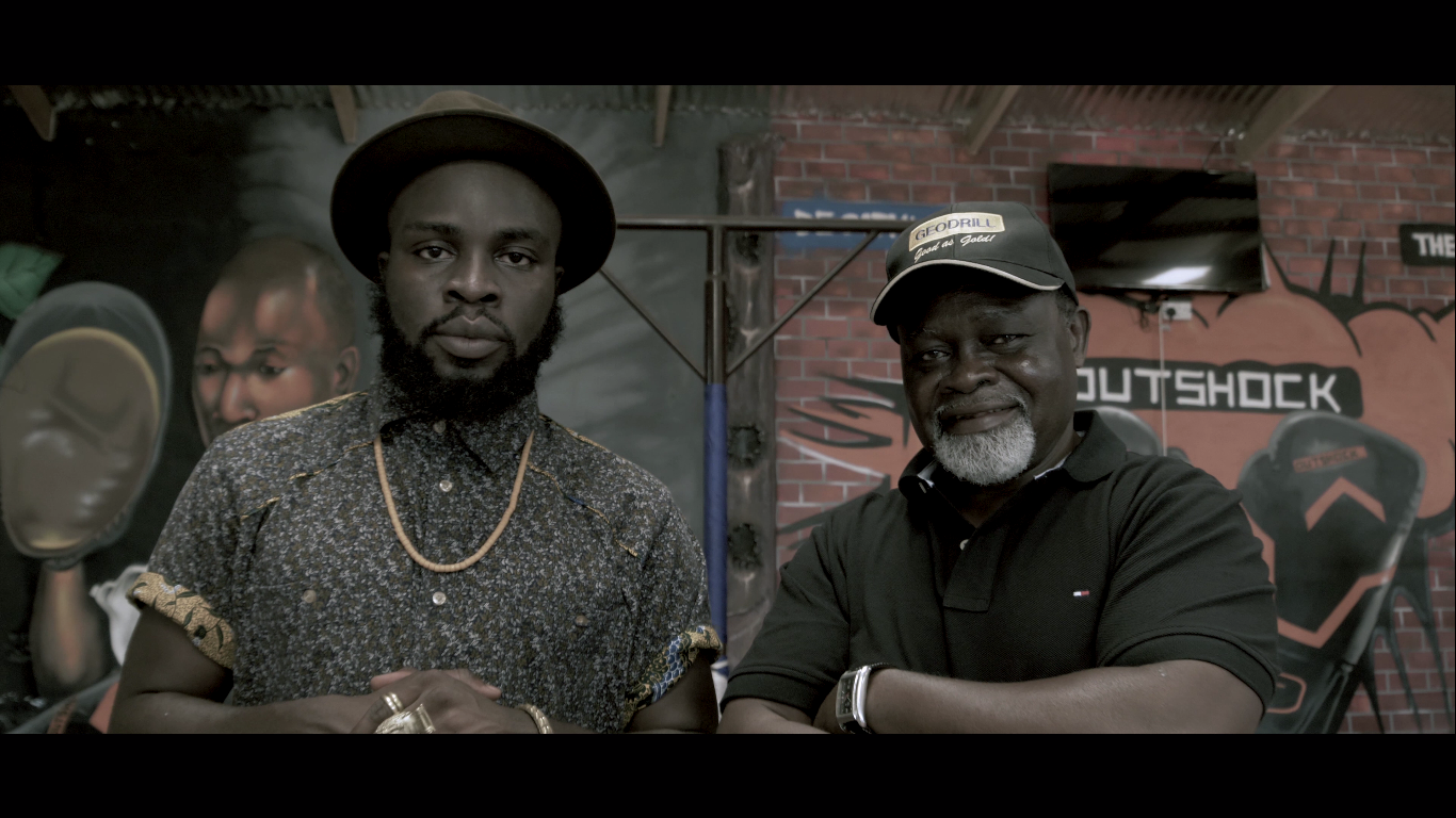 Watch: M.anifest and Azumah Nelson Team Up In New Video