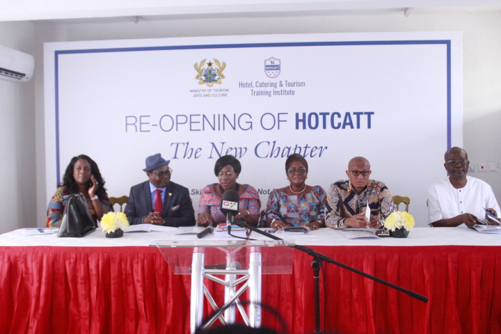 Ministry of Tourism reopens HOTCATT