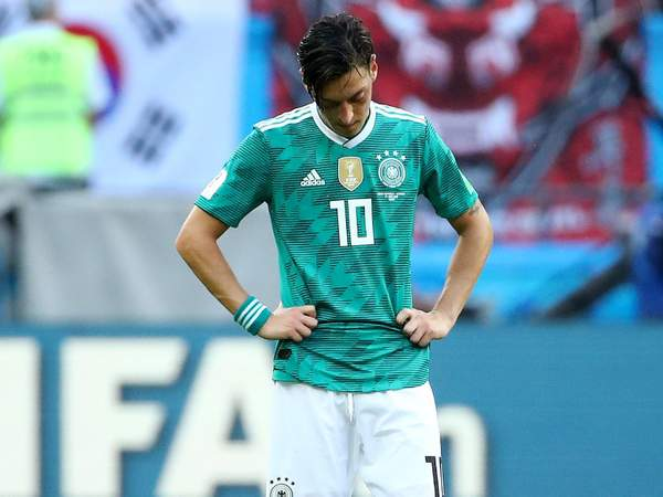 Mesut Ozil retires from international football, citing 'racism and disrespect'