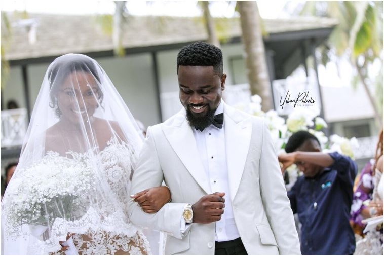 Sarkodie's new video featuring King Promise is a tribute to #TheHighestWedding