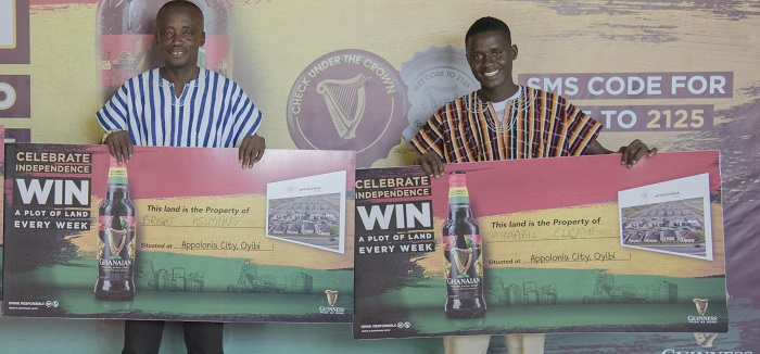 #MyPieceOfGhana: Guinness' Life-Changing Campaign Ends On High Note