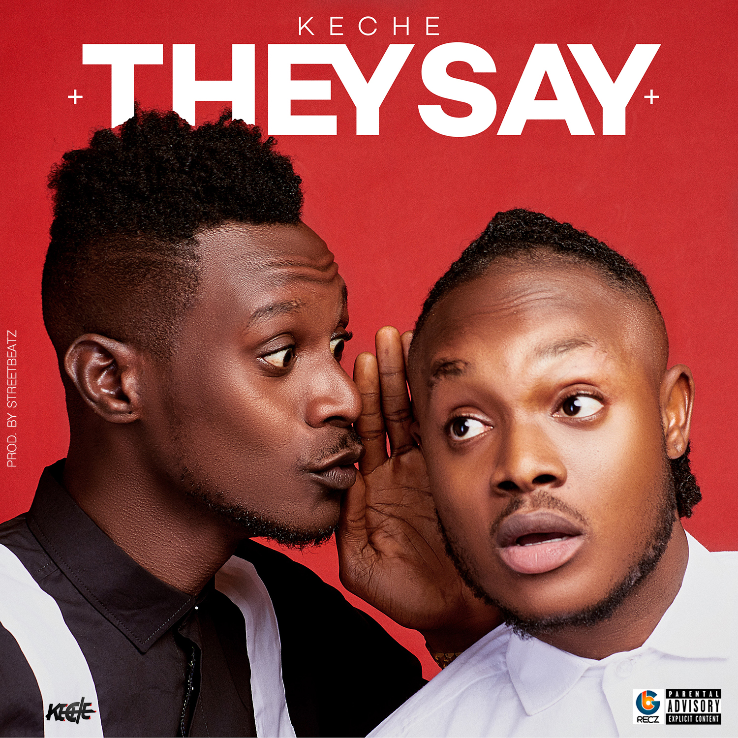 Watch: Keche out with a new single titled 'They Say'