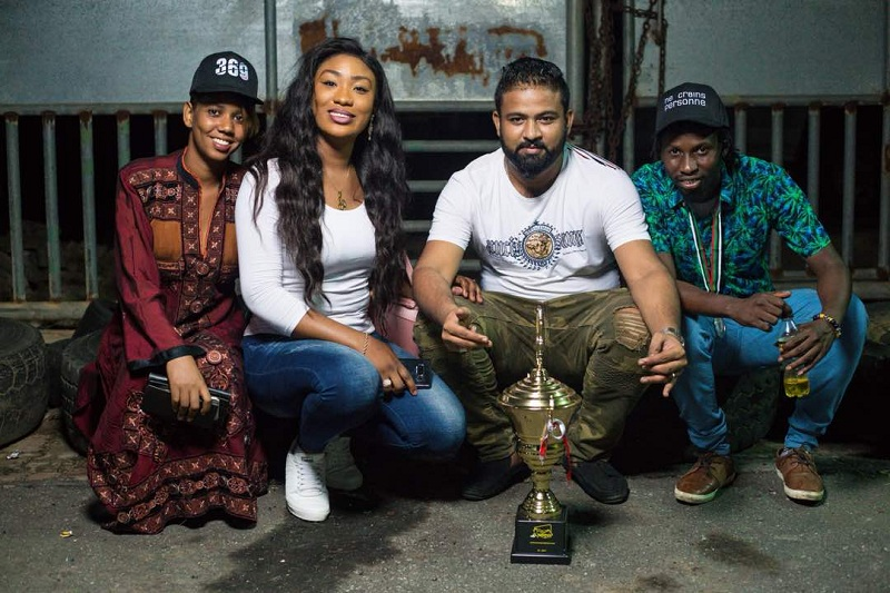 Bikers Forum wins the 2nd Edition of WatsUp TV Celebrity Car Race