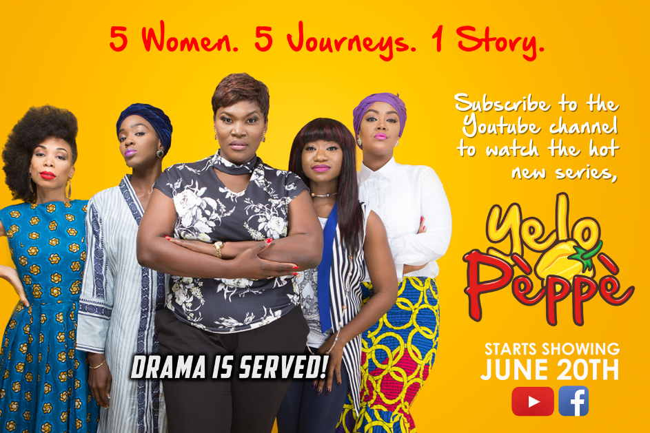 """Nestlé's Maggi® Holds Exclusive Premiere Of """"Yelo Pѐppѐ"""" Series In Ghana"""