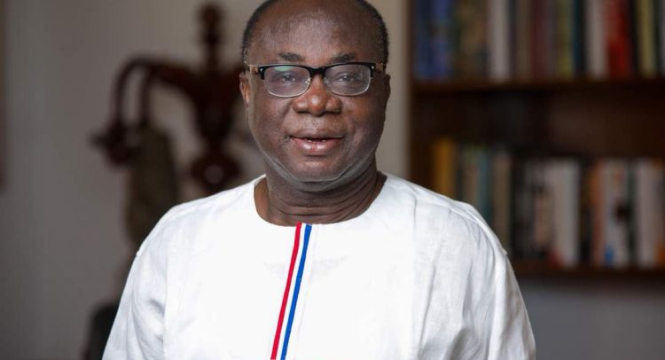 Blay Leads NPP For 2020