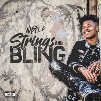 Nasty C premieres Strings and Bling album Today