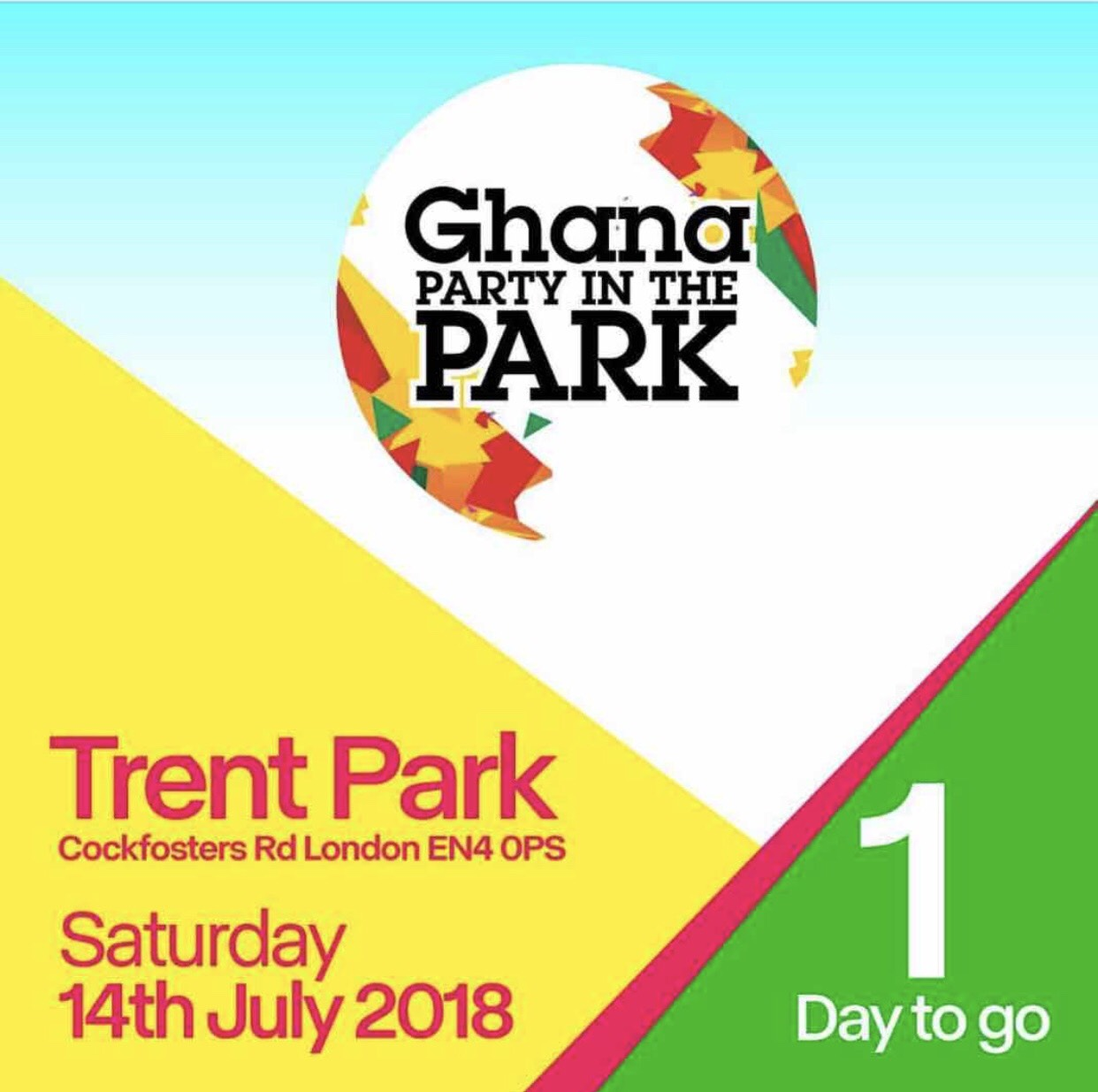 DJ Mensah's Akwaaba Group to thrill Ghanaians at 'Party in the park festival 2018'