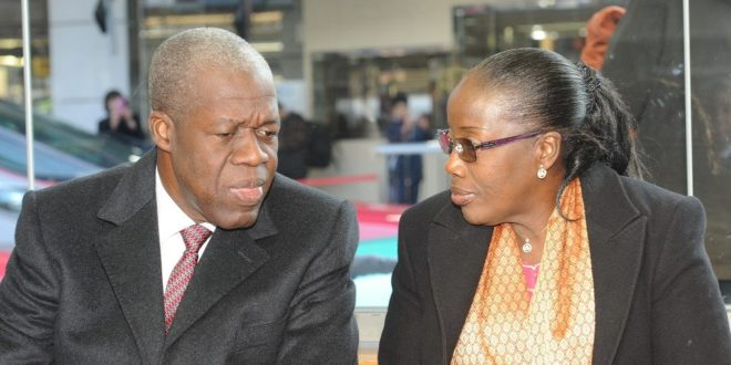 FULL TEXT: Matilda Amissah-Arthur's Tribute To Her Late Husband