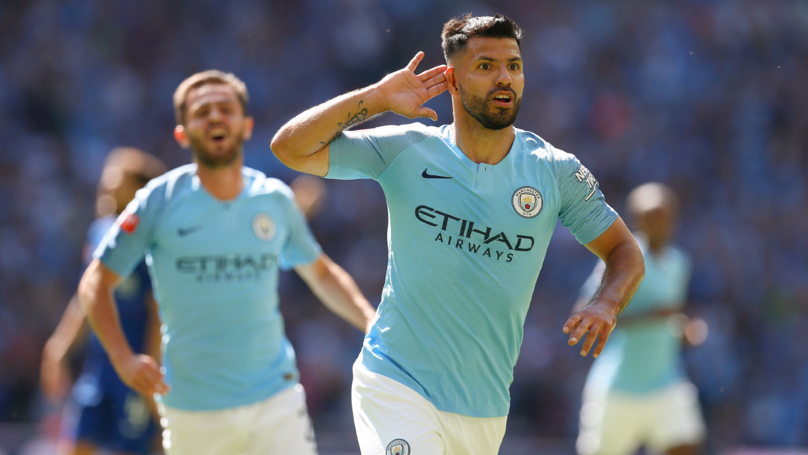 Sergio Aguero Reveals His Best Friend In England Is A Manchester United Player