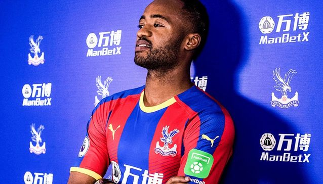Ghanaian forward Jordan Ayew ready for the challenge at Crystal Palace