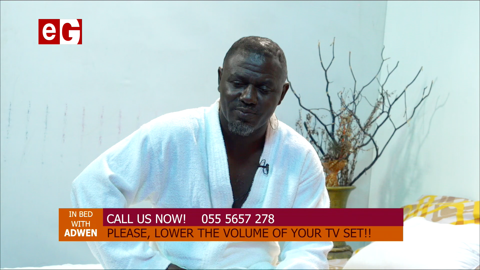 e. TV Ghana Introduces Second Season of  'In Bed with Adwen'