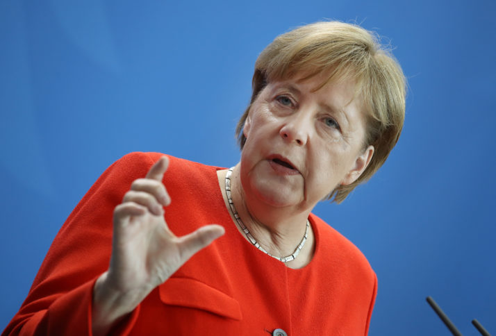 Angela Merkel visits Ghana today