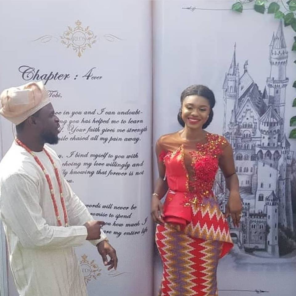 14 Things You Need to Know About BECCA's Wedding and Husband Tobi Sanni-Daniel