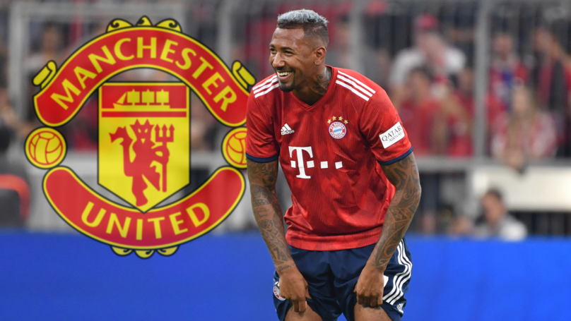 Jerome Boateng Gave One Reason For Turning Down Manchester United