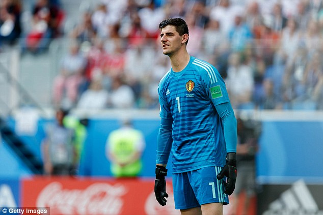 Thibaut Courtois faces £200,000 fine as Chelsea order disciplinary meeting